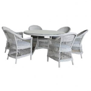 Madrid 5pce Dining Setting Outdoor Furniture Specialists